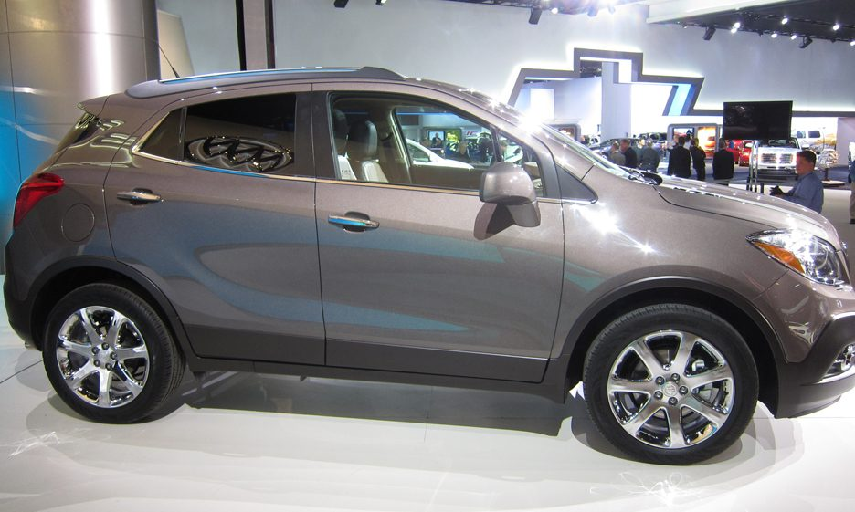 Buick Encore - Laterale