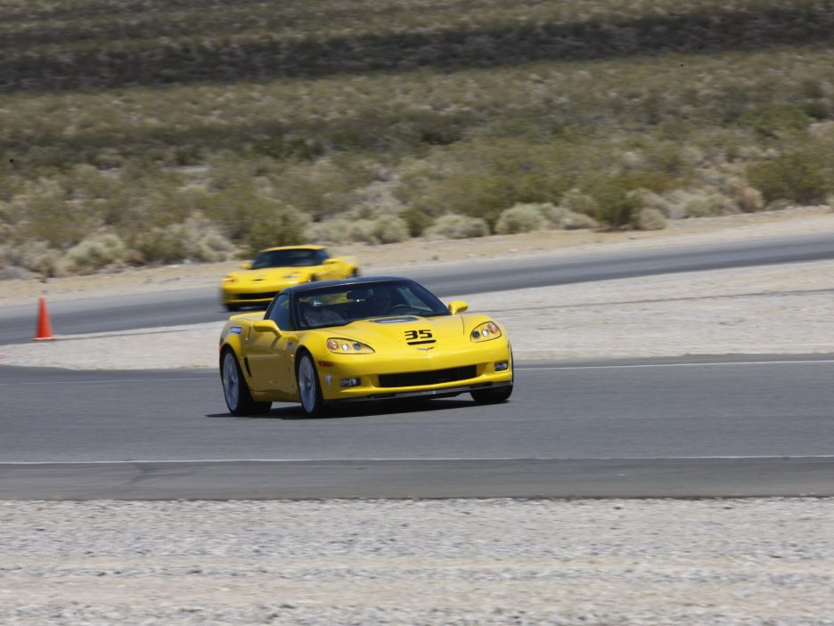 Chevrolet Corvette ZR1 - Pista