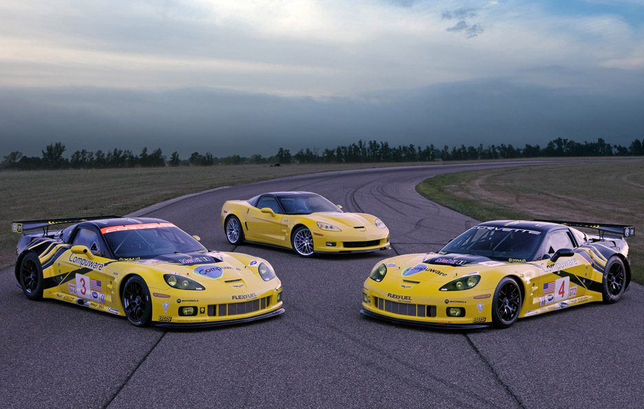 Chevrolet Corvette ZR1 - Racing