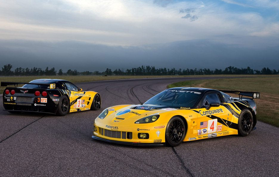 Chevrolet Corvette ZR1 - Racing in pista