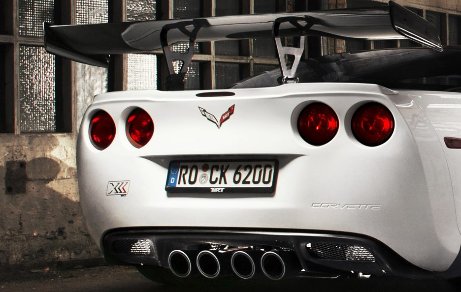 Chevrolet Corvette ZR1 by TIKT - Posteriore
