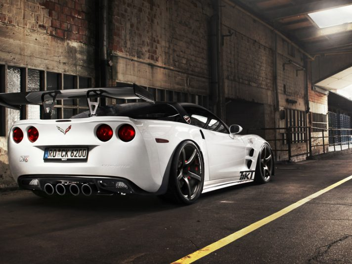 Corvette ZR1 by TIKT