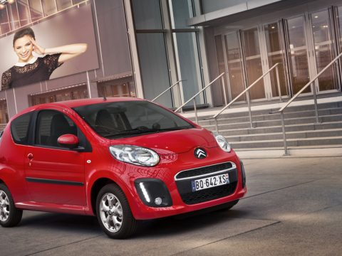 Citroen C1 - Red - Linea