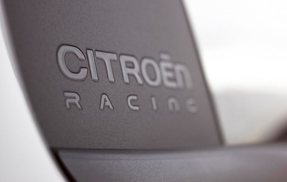 Citroen DS3 Logo Citroen racing