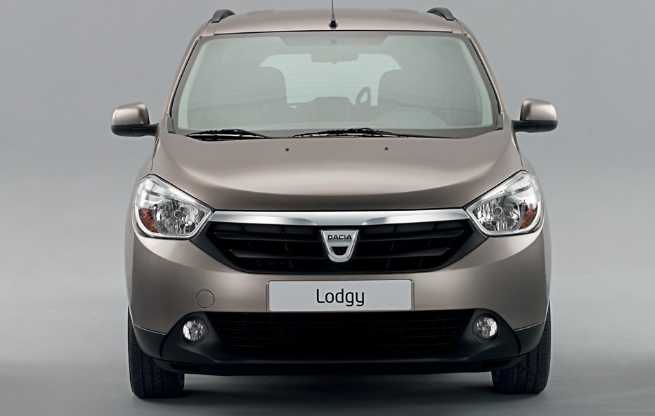 Dacia Lodgy - Frontale