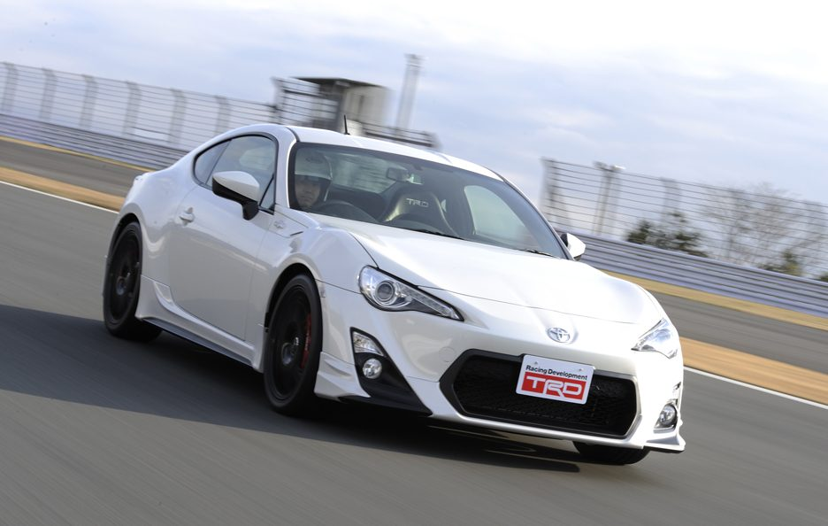 GT 86 TRD Performance Line