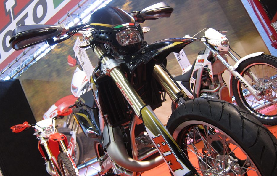 HM - Honda Montesa - CRM 50 Derapage Competition - Forcella