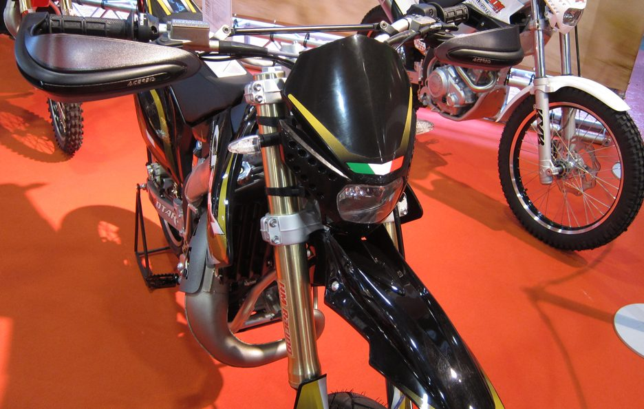 HM - Honda Montesa - CRM 50 Derapage Competition - Frontale