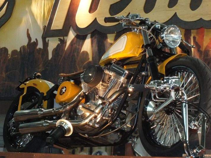 Headbanger al Motor Bike Expo