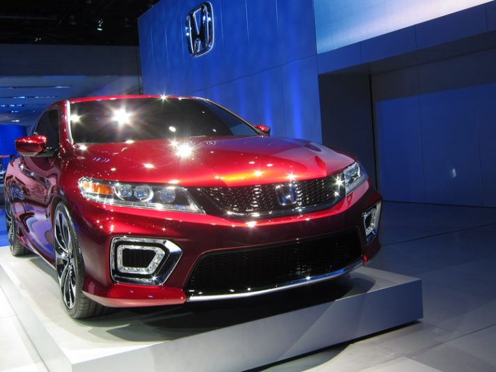 Honda Accord Concept - Frontale