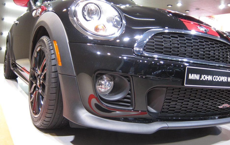 Mini Coupè John Cooper Works - Anteriore