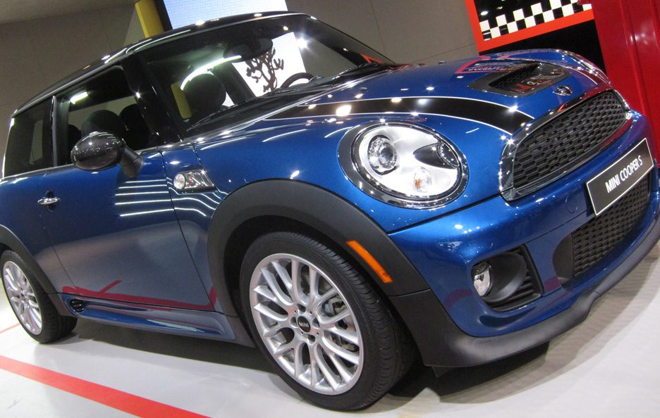 Mini John Cooper Works - Design
