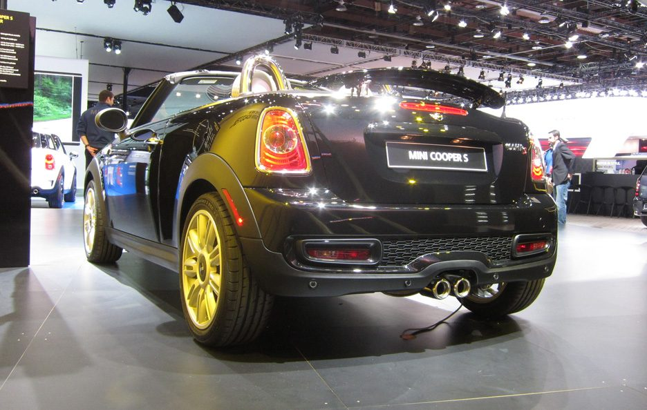 Mini Roadster Cooper S - Coda