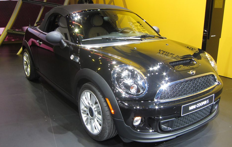 Mini Roadster Cooper S - Design