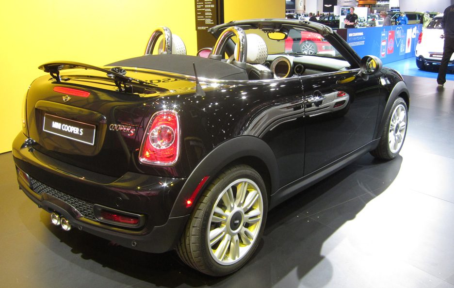 Mini Roadster Cooper S - Linea