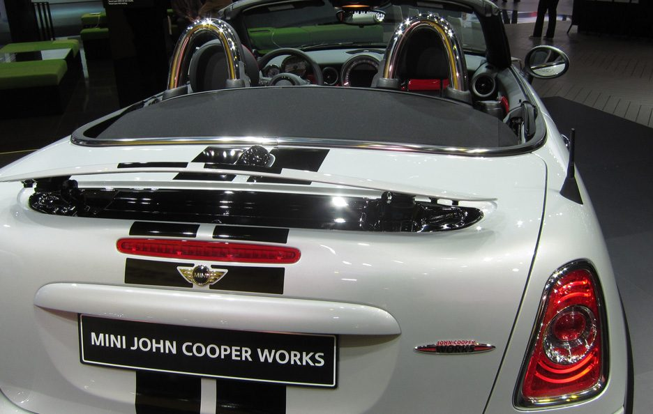 Mini Roadster John Cooper Works - Coda