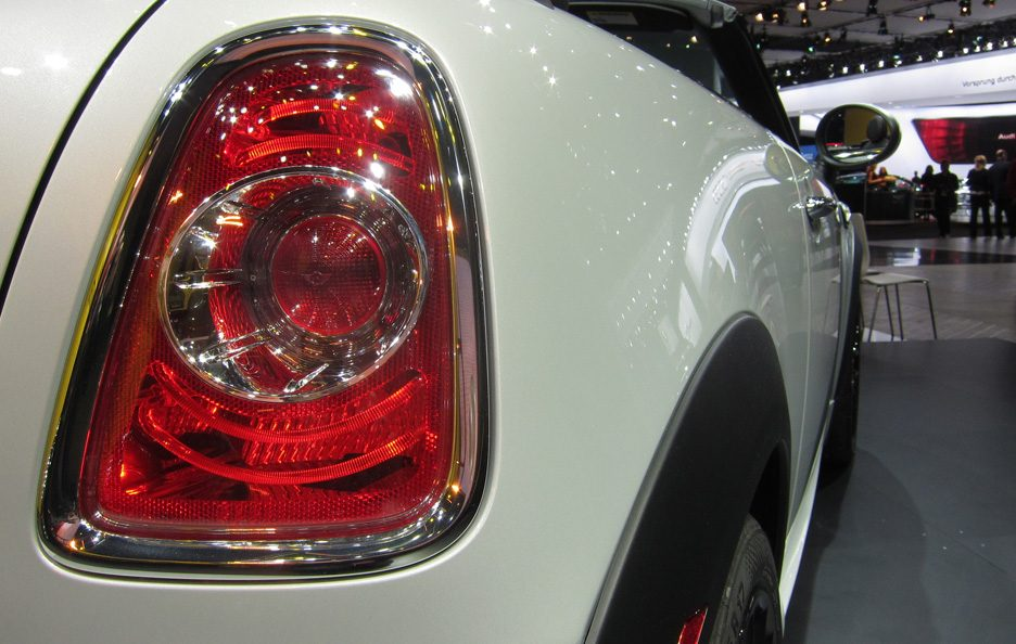 Mini Roadster John Cooper Works - Gruppi ottici