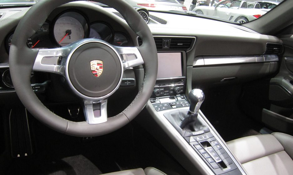 Porsche 911 Carrera S - Interni