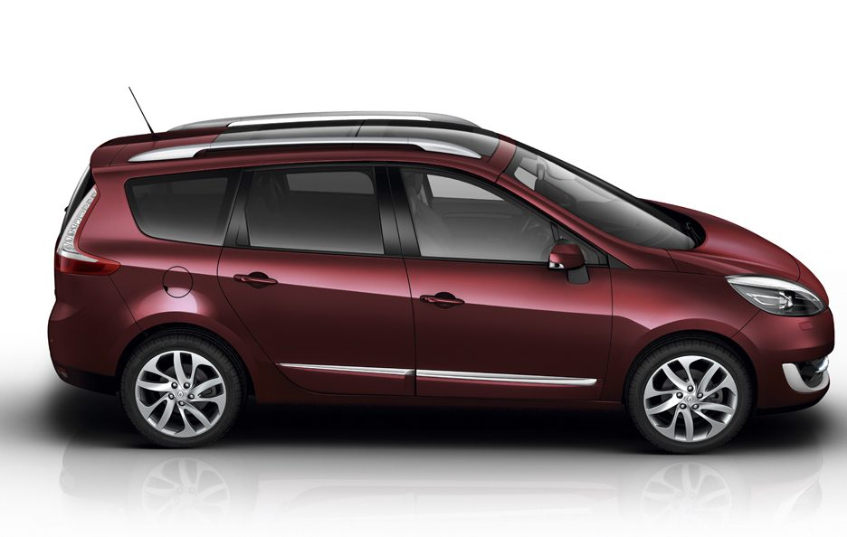 Renault Grand Scenic MY 2012 - Laterale