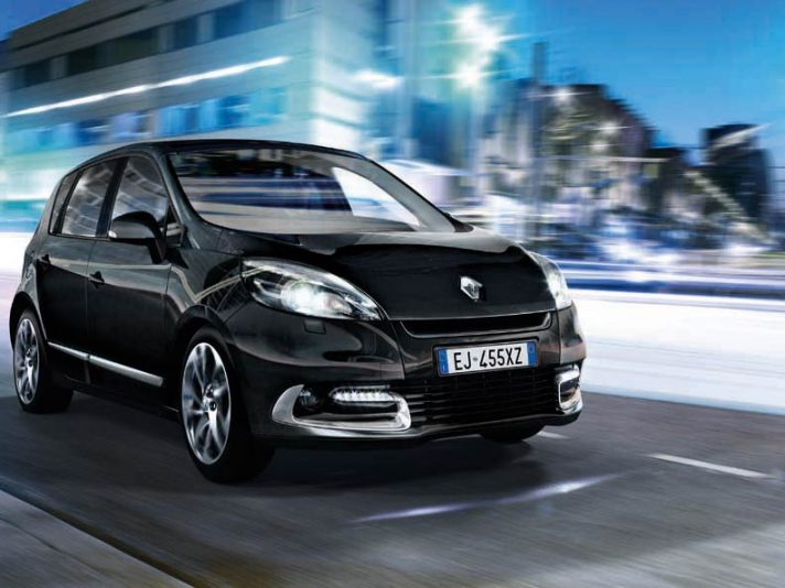 Renault Scenic XMOD-Race - Frontale