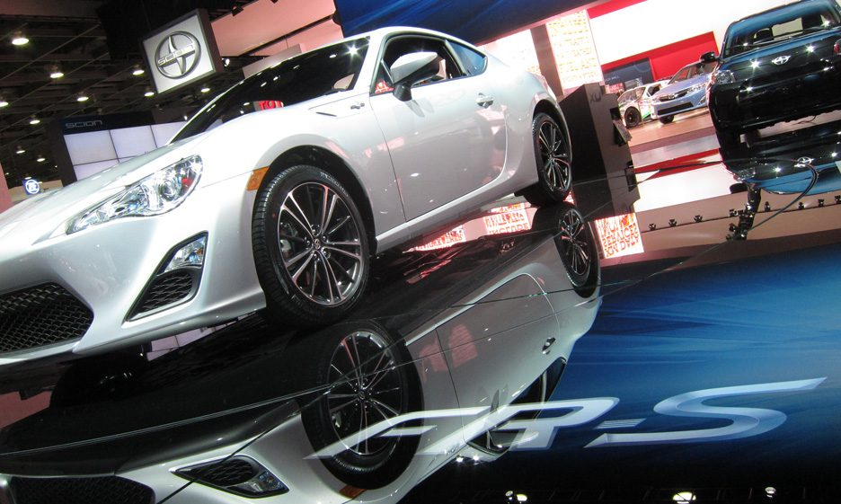Scion FR-S - Design