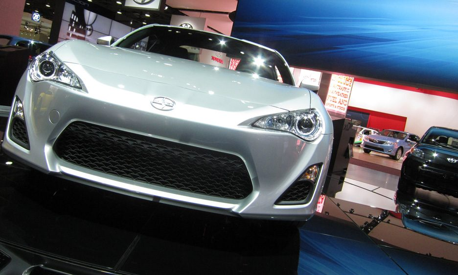 Scion FR-S - Frontale
