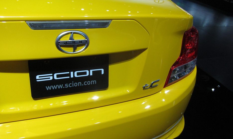 Scion tC - Coda