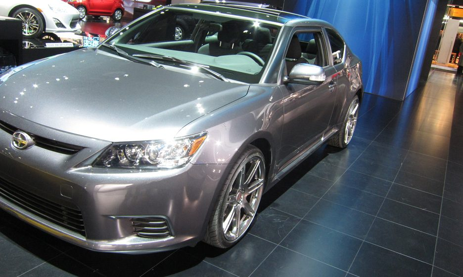 Scion tC - Design