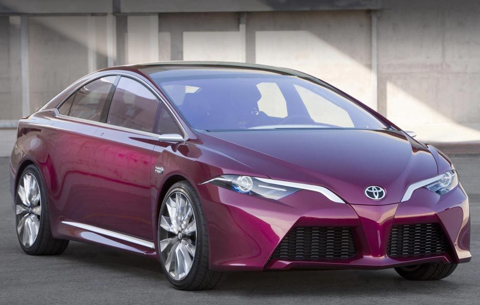 Toyota Ns4 - Design
