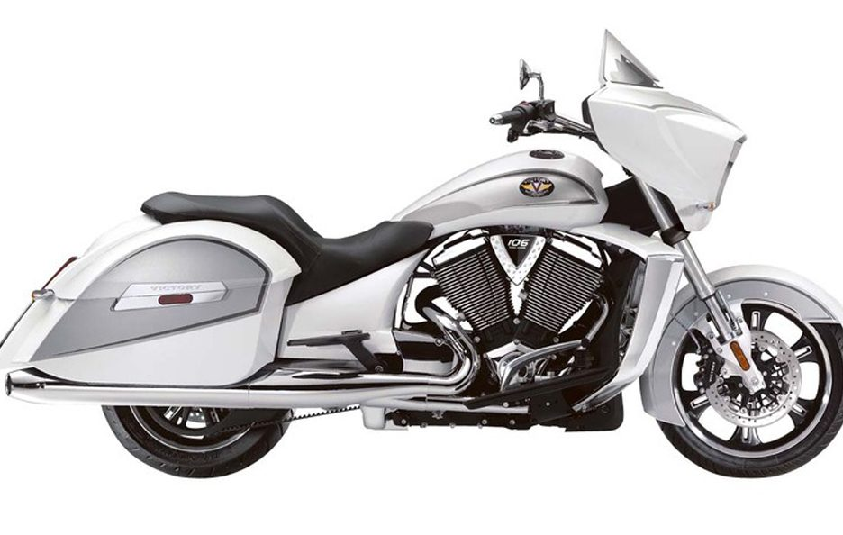 Victory CrossCountry - White