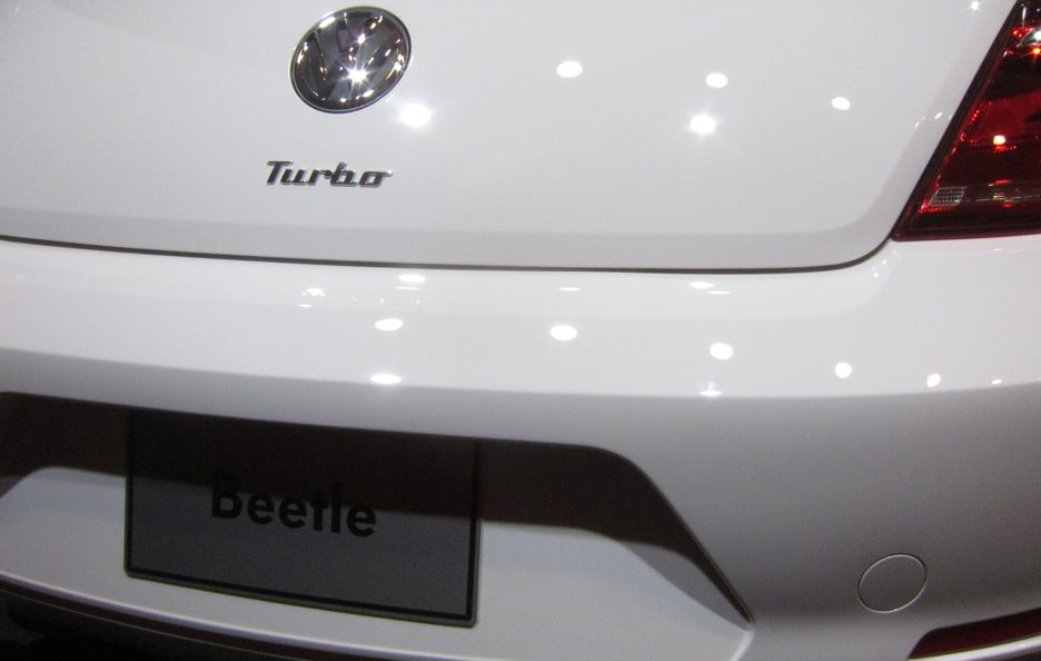 Volkswagen Beetle Turbo -