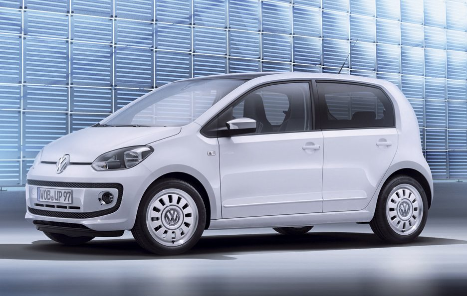 Volkswagen Up! 5 porte - Design