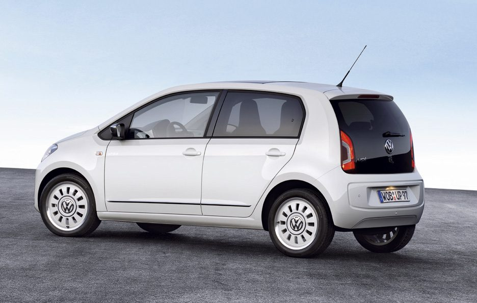 Volkswagen Up! 5 porte - Linea