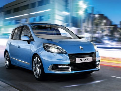 1 - Renault Scénic X-Mod restyling