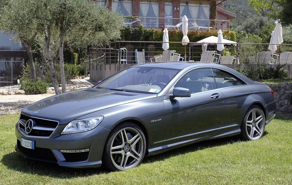 10 - Mercedes CL C216 restyling AMG