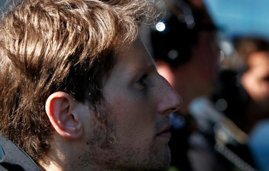 10 - Romain Grosjean (Francia - Lotus)