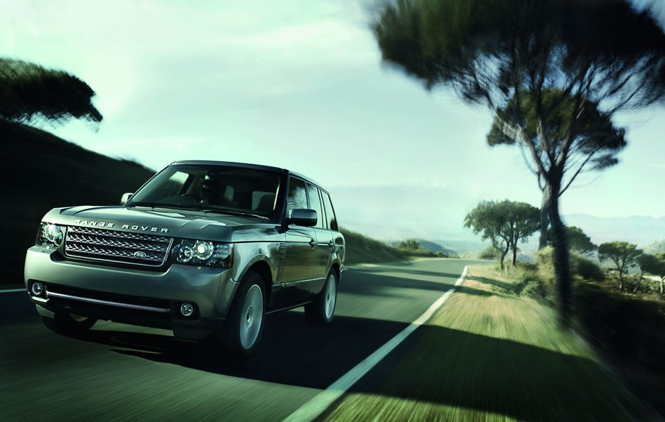 Range Rover Westminster Edition - Profilo frontale