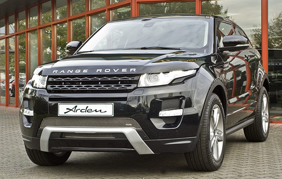 Range-Rover-Evoque-by-Arden---Frontale-basso