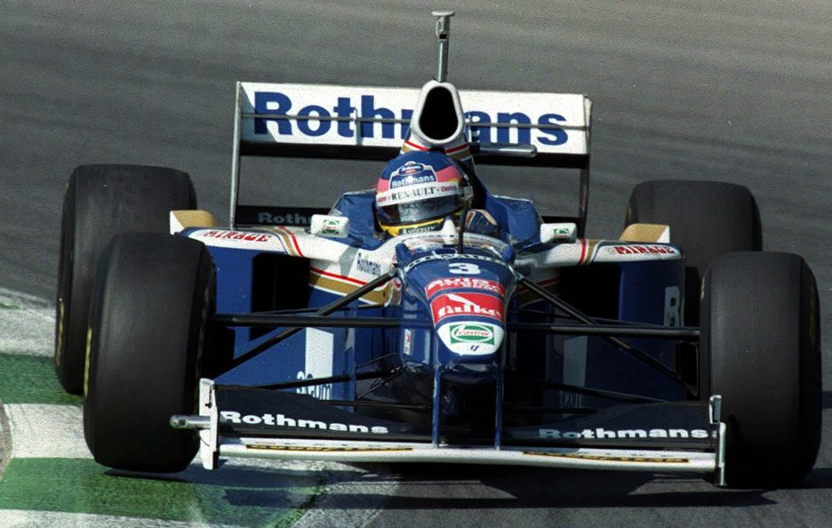 160212 Williams FW19 1997