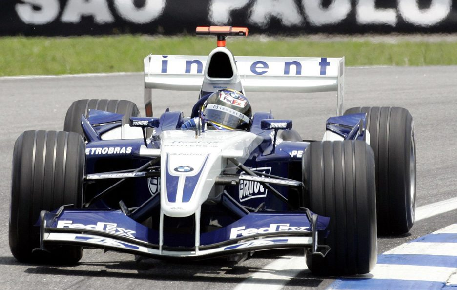 160212 Williams FW26 2004