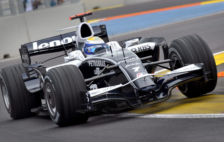 160212 Williams FW30 2008
