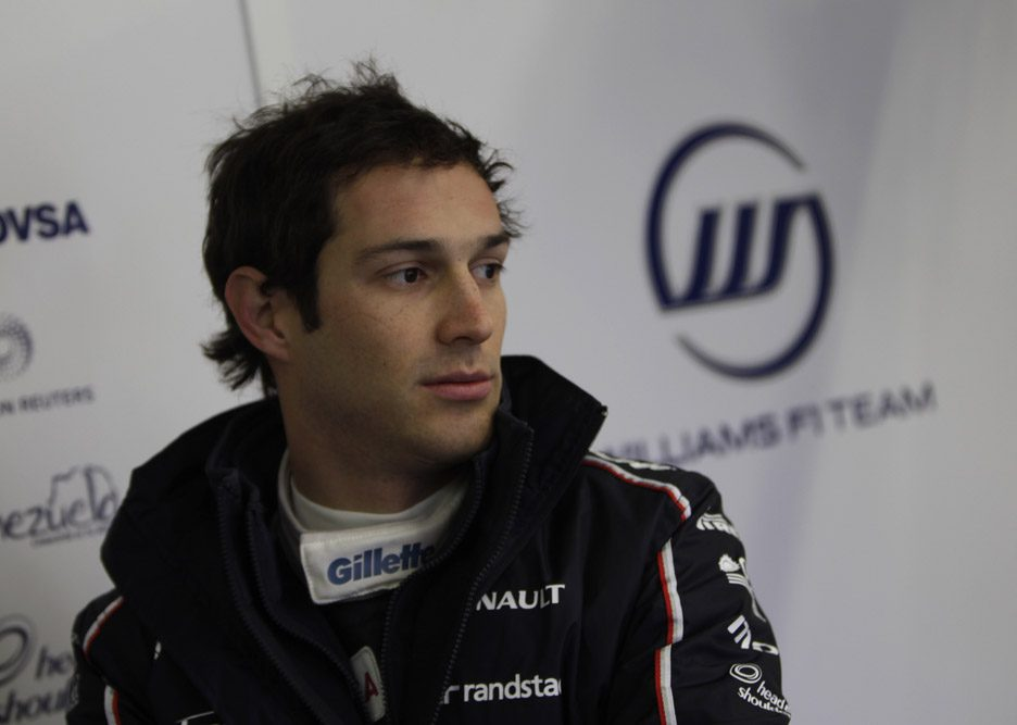 19 - Bruno Senna (Brasile - Williams)