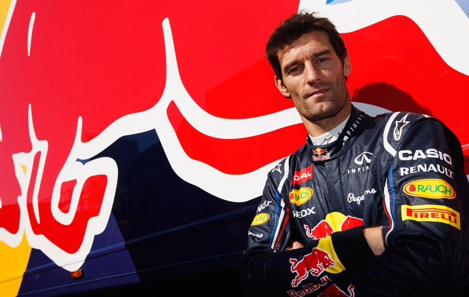 2 - Mark Webber (Australia - Red Bull)