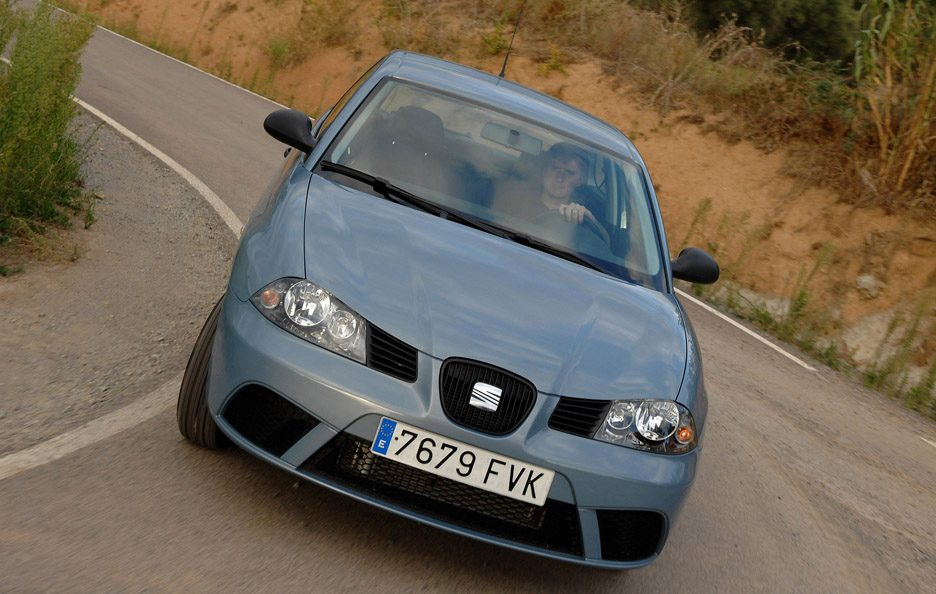 23 - Seat Ibiza Mk3 restyling frontale