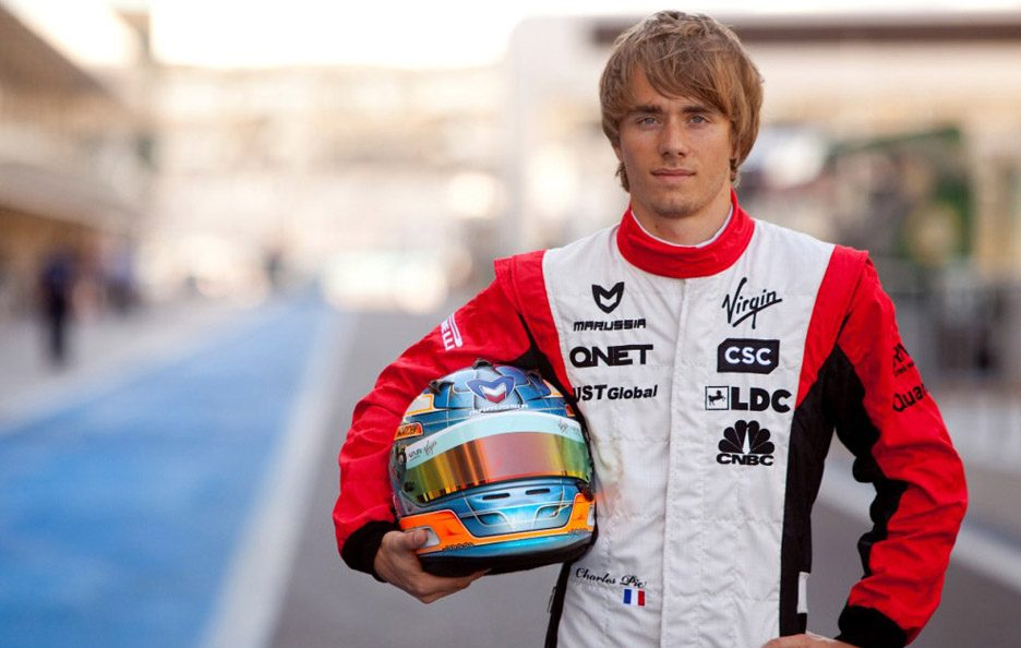 25 - Charles Pic (Francia - Marussia)
