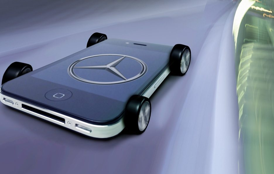 Digital DriveStyle App - Mercedes Classe A