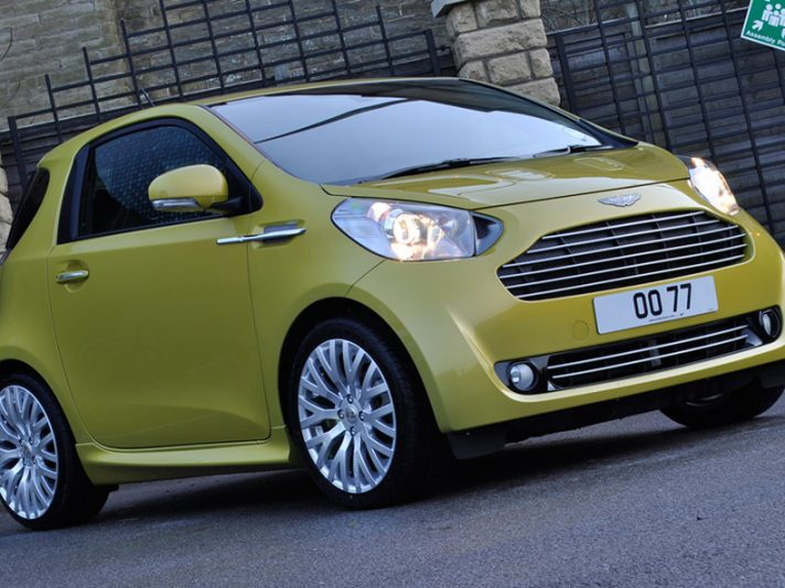 Aston Martin Cygnet by Project Kahn