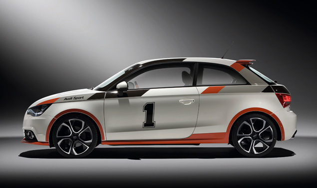 Audi A1 - Competition Line