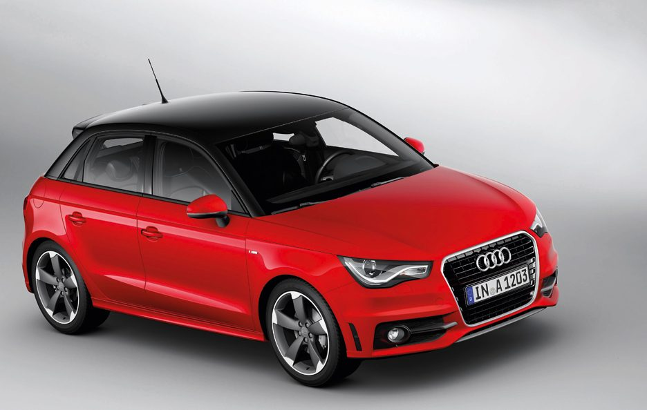 audi a1 sportback 5 porte foto panoramauto. Black Bedroom Furniture Sets. Home Design Ideas