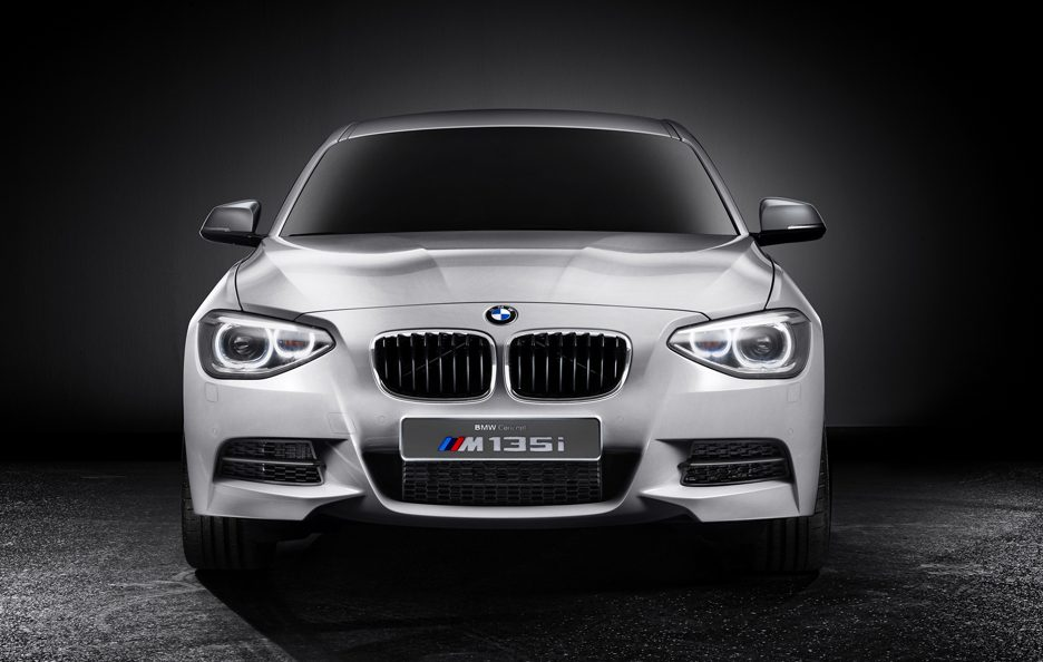 BMW M135i Concept - Frontale